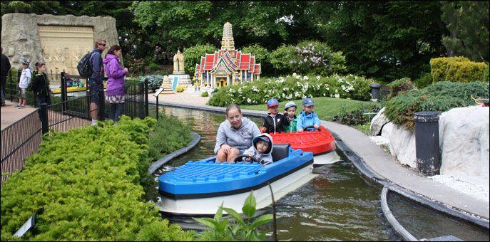 Barnsemester Testar Legoland Billund Resort Legoland Lalandia