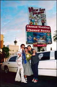 Las Vegas - Elvis Wedding