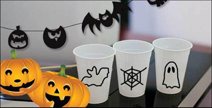 halloween fest till barn