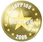 Internetworld - Topp100 2007