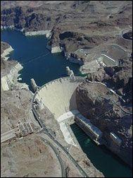 Hoover dammen