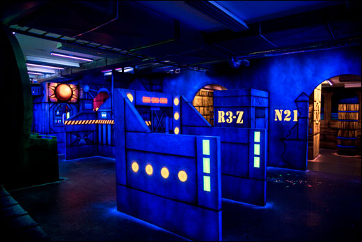 Laserdome Hägersten