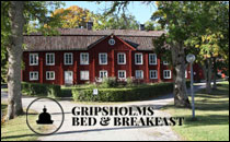 Gripsholms Bed & Breakfast i Mariefred