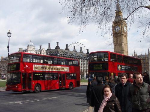 6 dagarresa i  London