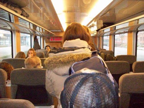 Stockholmsresa på höstlovet