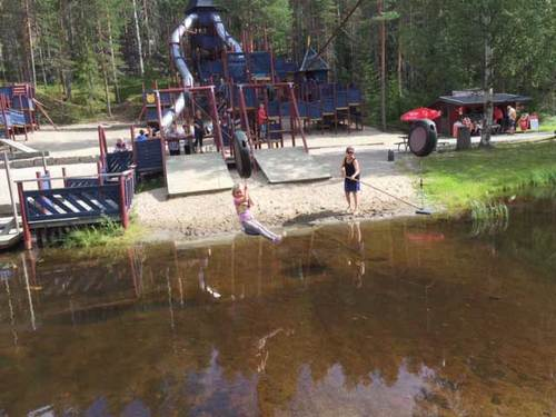 Reseberättelser Testfamilj Lycksele Djurpark