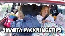 Smarta packningstips