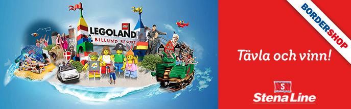 Stena Line Legoland